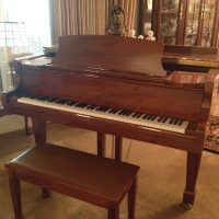 September 5, (Saturday), 2015 -  Quality Estate Sale in Fayetteville including Grand Piano, Quality Furnishings, Vintage Jukebox, Brewania, Ethnographic Sculptures and more!!